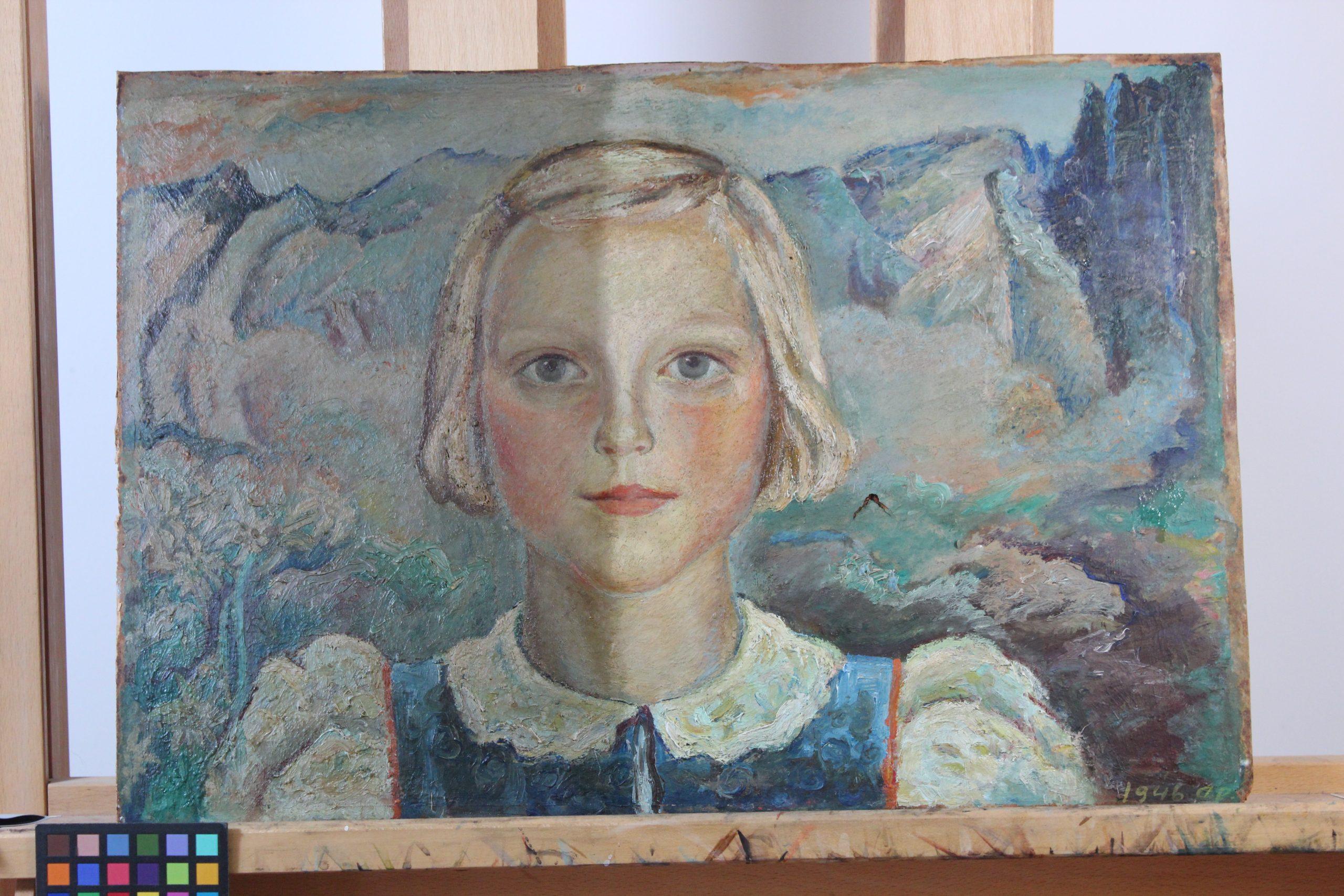 1940's Portrait