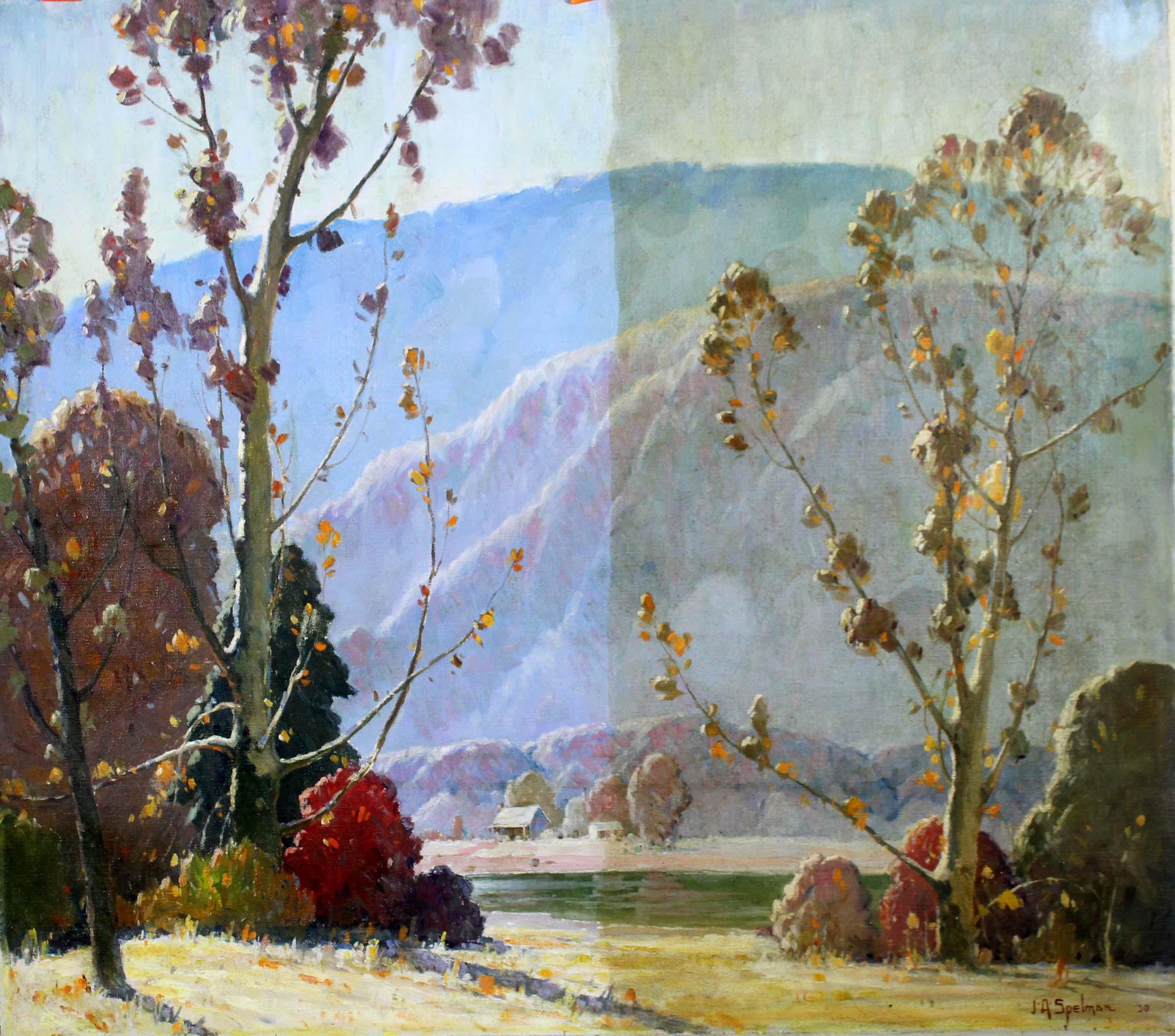 John A. Spelman, 1930
